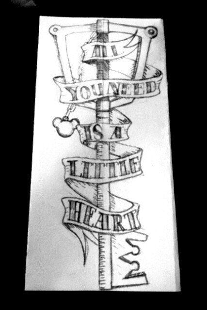 kingdom hearts tattoo | Tumblr