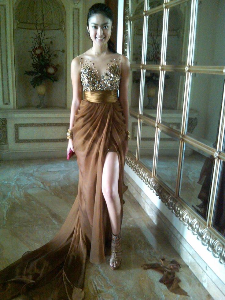 Fashion world dresses