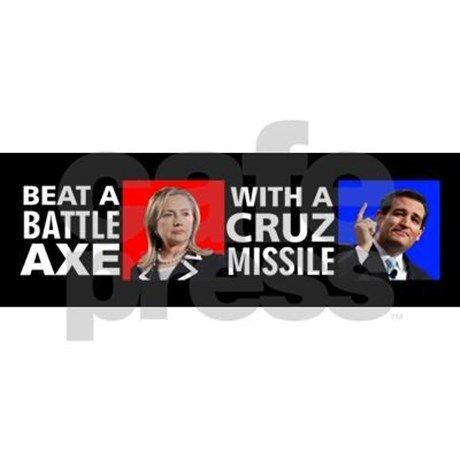 Ted Cruz 2016 President Bumper Stickers