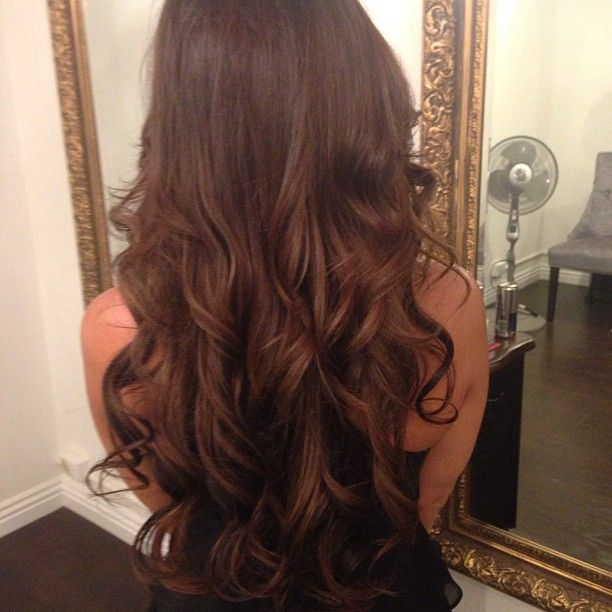 16 best brunette images on pinterest chignons colors and do you my new hairstylist is amazing i love my hair and i love her if your looking for a stylist message me cut color extensions the works pmusecretfo Gallery