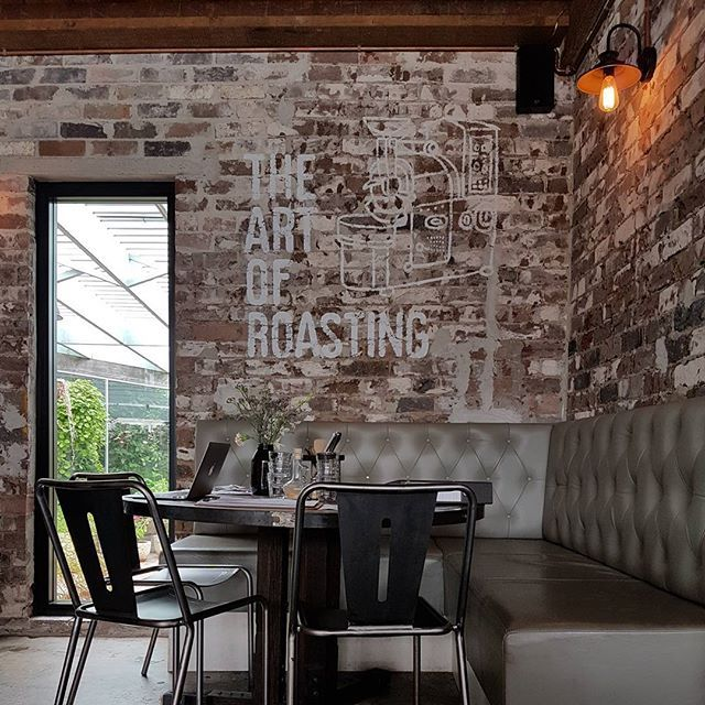 "Z.I.A, KITCHEN, Roselands, New South Wales, Australia, ""The Art of Roasting"", photo by Helen Chau, pinned by Ton van der Veer"