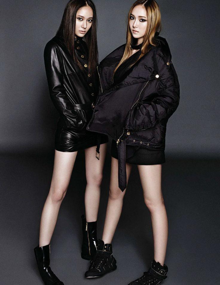 Snsd, girls' Generation Jessica and F(x) Krystal