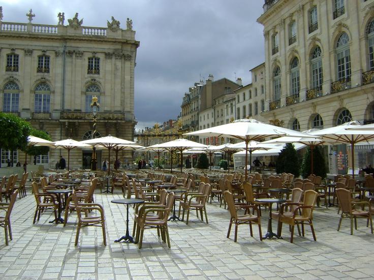 The Square in Nancy, Fance in September 2010