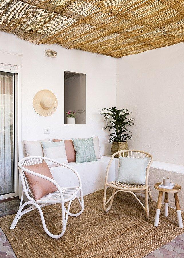 Style Nature En Espagne Planete Deco A Homes World Deco Idees De Decoration Interieure Decoration Maison