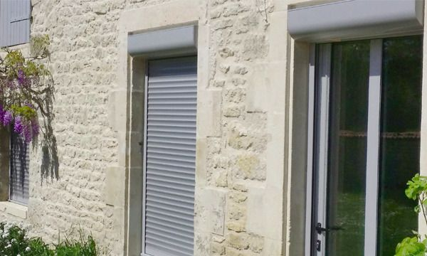 Image Result For Volet Roulant Ral 7035 House Exterior Open