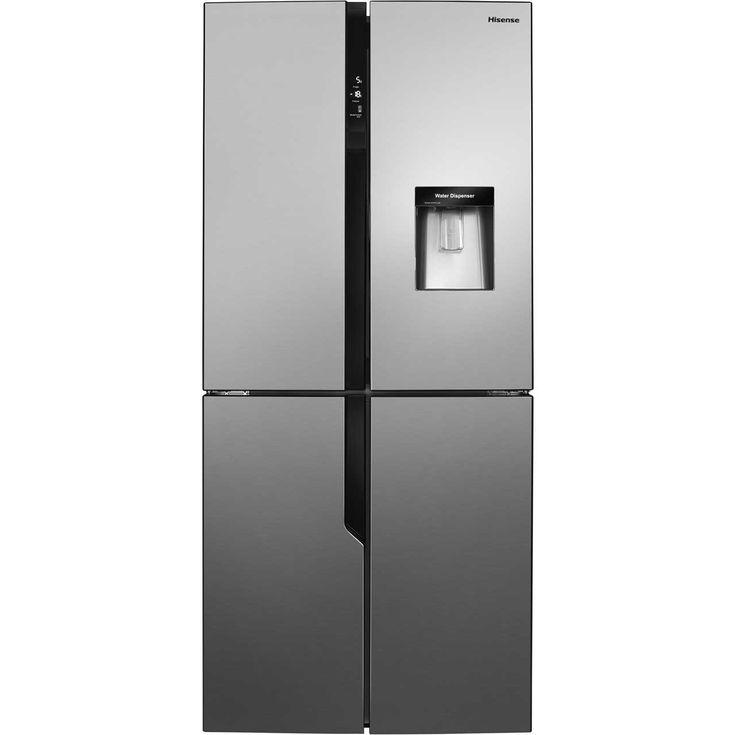 FMN431W20C_SSL   Hisense 70cm depth American Fridge Freezer   ao.com