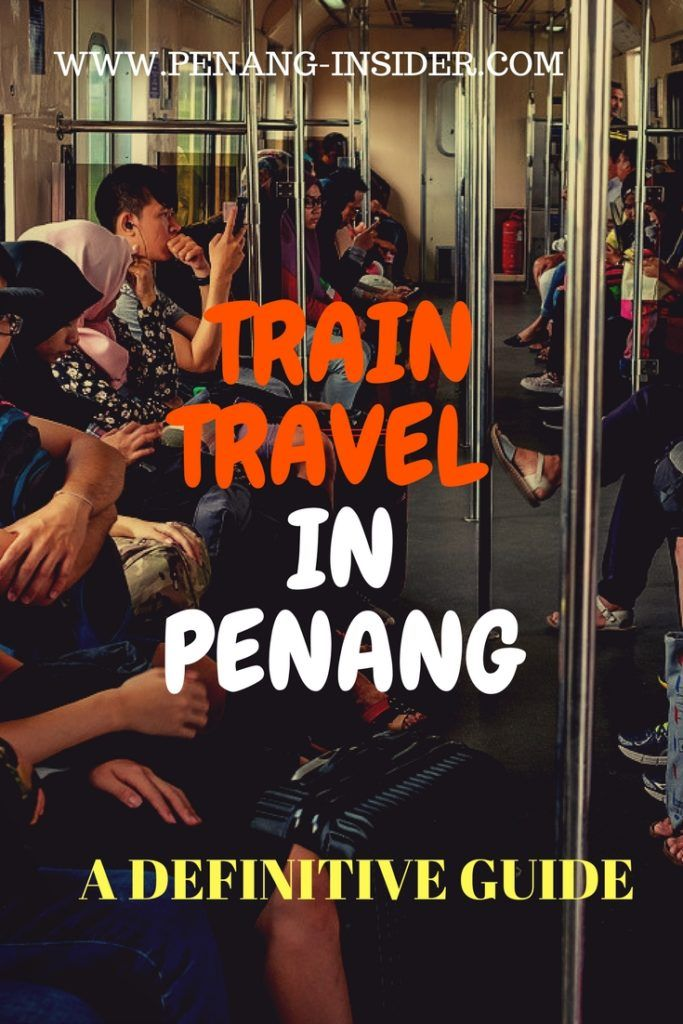 The definitive guide to catching trains form Butterworth and Penang, Malaysia. ETS trains, commuter trains, to Kuala Lumpur, the Thailand border at Padang Besar, Taiping and more.