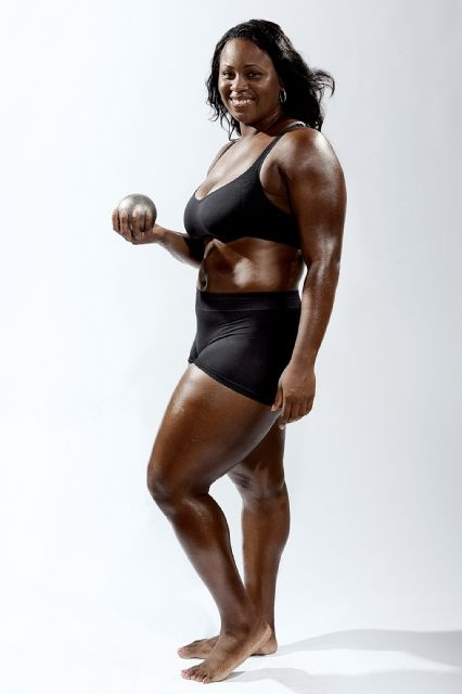 Michelle carter - GO MICHELLE!!! GO TEAM USA!!! What real women look like   # Pinterest++ for iPad #