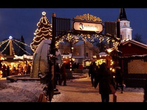 Tampere: Karácsony tér