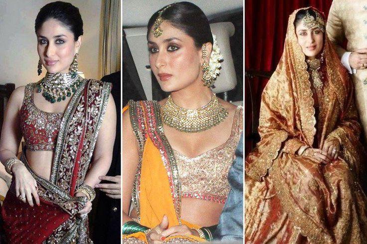 Kareena Kapoor Wedding Dress