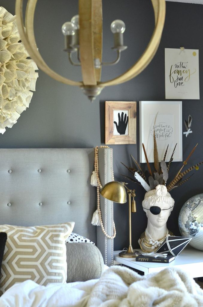 Best 25 navy gold bedroom ideas on pinterest blue and gold bedroom navy bedroom decor and - Grey and gold bedroom ...