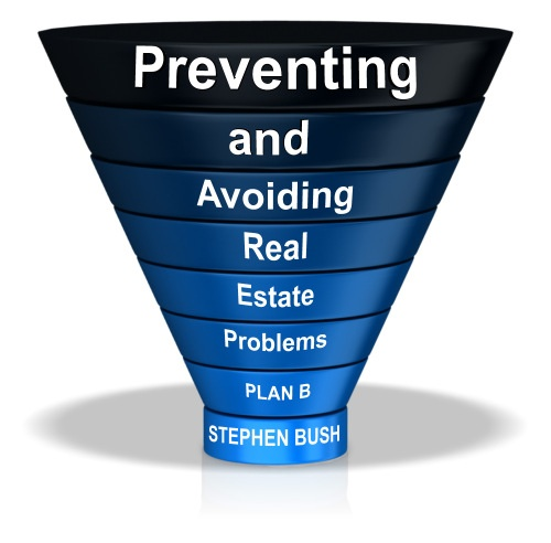 Preventing Problems with Real Estate.   - Click on the picture that is the same as the PIN  when you get to the website.