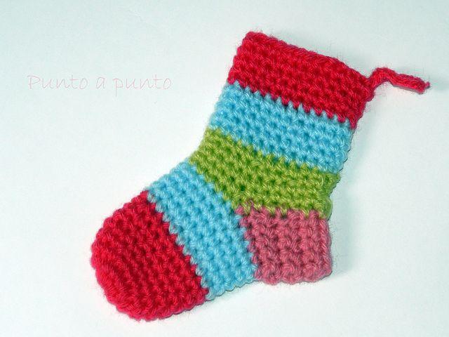 Mis dise os realizados a crochet calcetines de crochet - Como hacer calcetines de punto ...