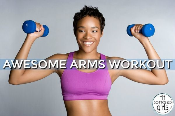 Our Fave Tracy Campoli Arm Workout - Fit Bottomed Girls