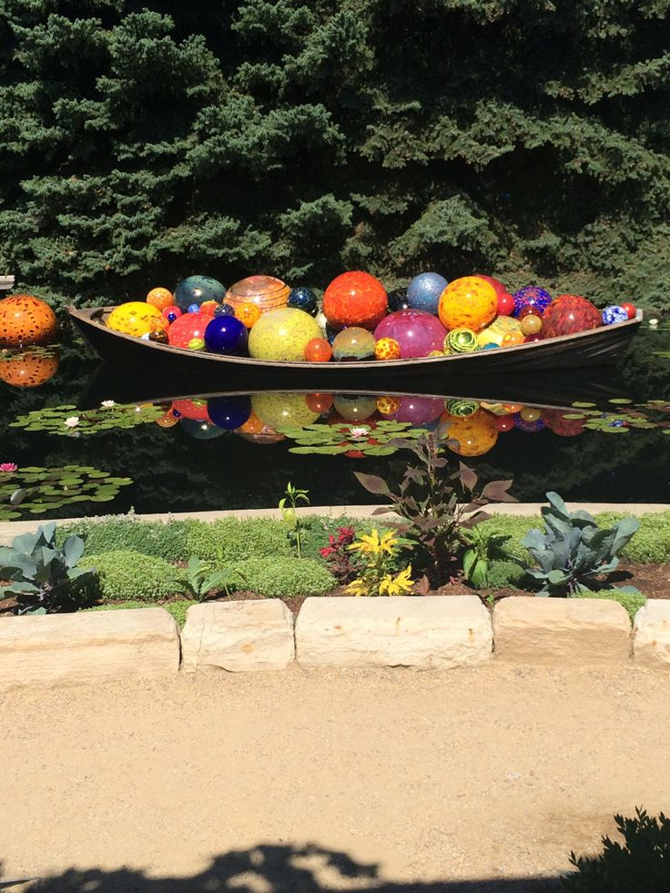 CHIHULY, Botanic Gardens