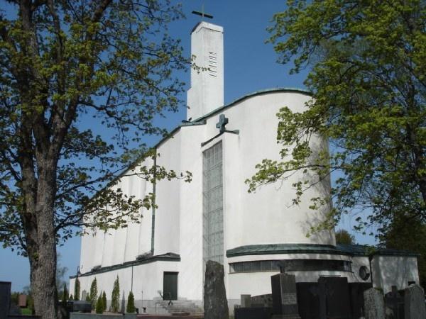 Nakkilan kirkko