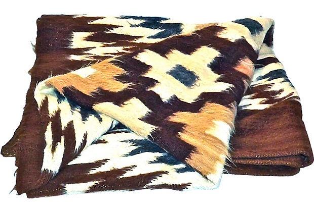 Southwestern Style Blanket on OneKingsLane.com