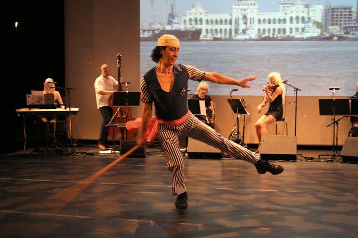 El Hosseny Dance - Mohamed El Hosseny Photo Marjatta Petjakko