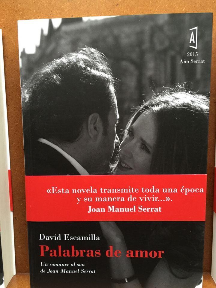 """Presentación libro """"Palabras de amor"""" de David Escamilla (Bcn) en compañía de un montón de amigos entre ellos Serrat.Fotografías de Josep Mª Carafi (Ifarac)"""