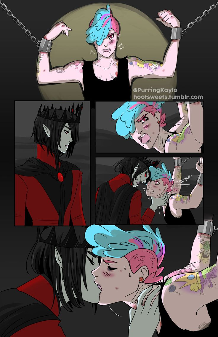 Gumlee Comic Commission by Hootsweets on DeviantArt