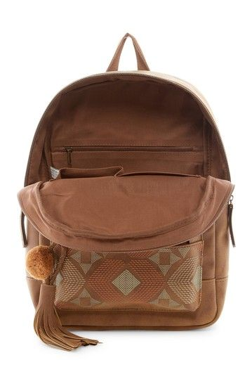 Natural Instinct Backpack by T-Shirt