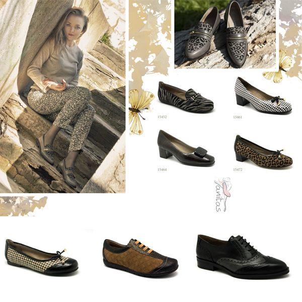 Ana Roman shoes Autumn Winter 2015 2016