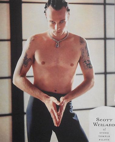 Beautiful photo of Scott Weiland.