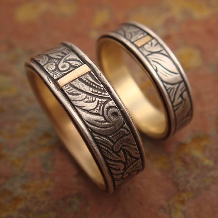 102 best groomsring mensrings images on Pinterest Male wedding