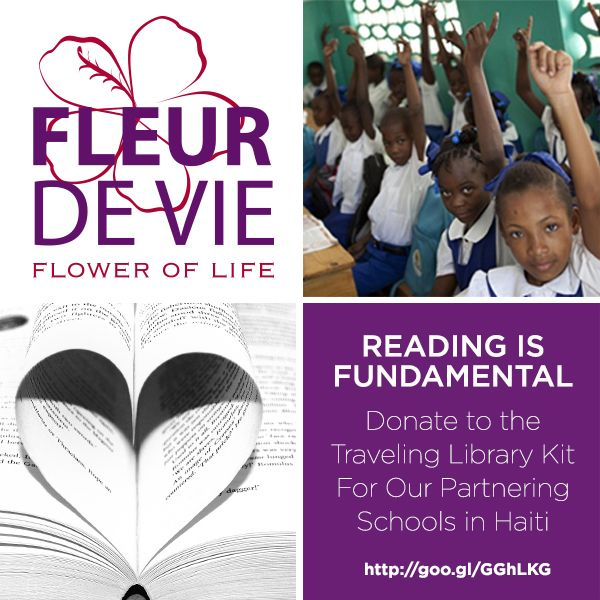 Only 15 percent of schools in #Haiti have libraries and the majority of the disadvantaged children do not have access. Donate to support their Library Kits Campaign which will benefit 600 students. Spread the word! To donate see link: http://bit.ly/OrbXxe #FleurDeVie and #FDVLibrarykits #Haiti #education