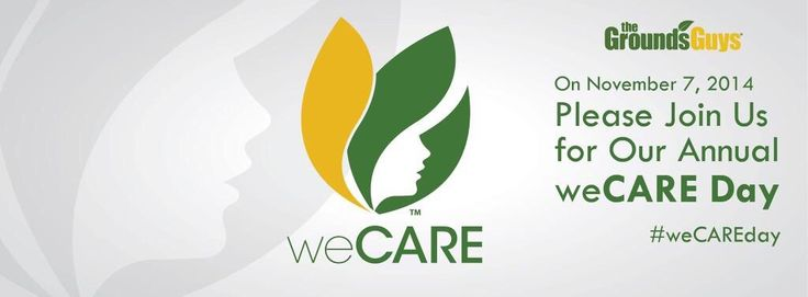 We CARE Day, November 8th. #WorkSmart #PlayHard #CARE #WeCARE