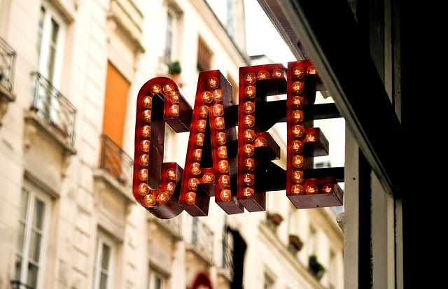 Good coffee in Paris: příjemný Loustic a originální Coutume