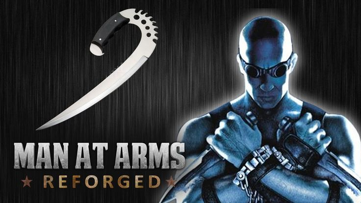 Furyan Ulaks - Chronicles of Riddick - MAN AT ARMS: REFORGED