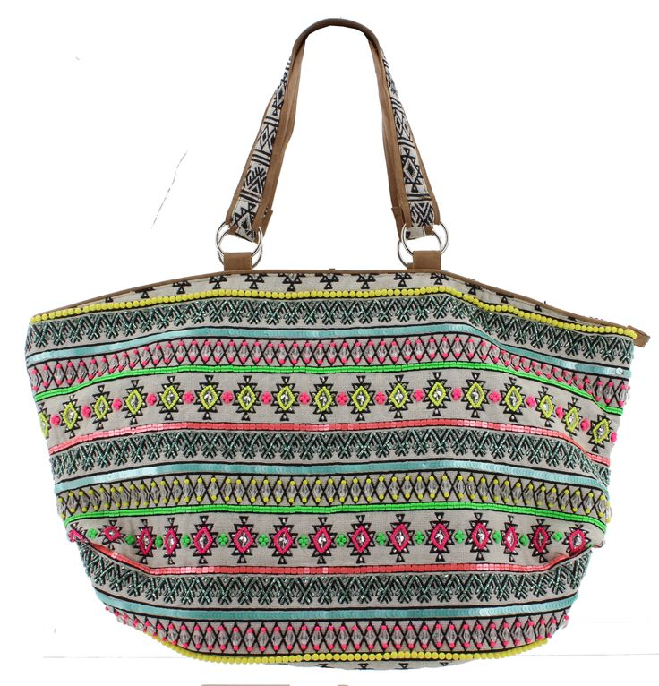 New to Orientique, Cotton Bags, perfect for Summer.