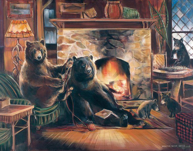 Long Winter's Night « Mason Maloof Designs
