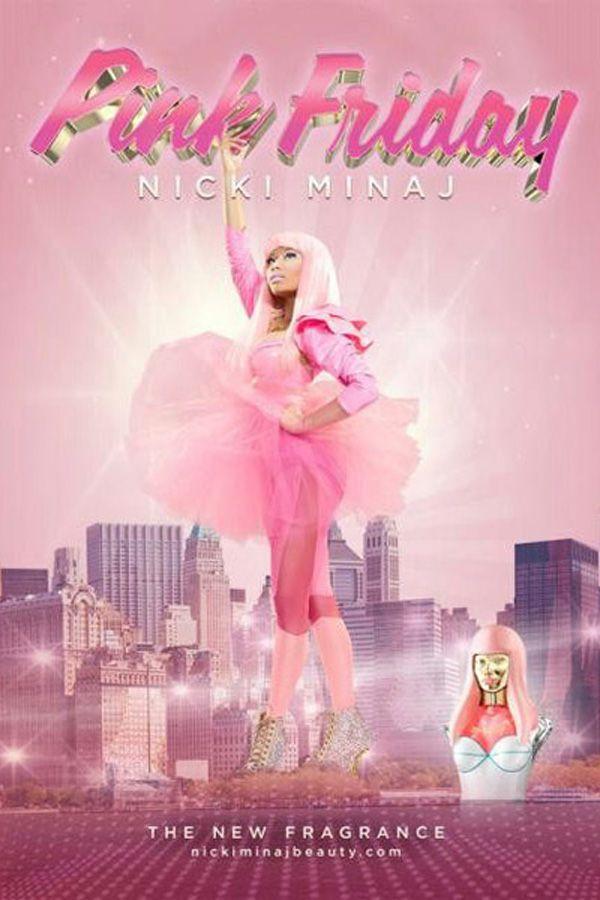 Nicki Minaj Pink Friday Eau de Parfum Spray for Women