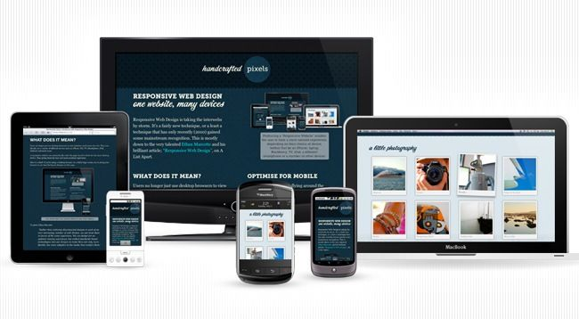 Get Started With Responsive Web Design