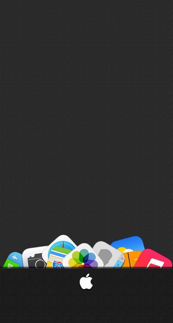 Iphone Wallpapers Apple Logo Wallpaper Iphone Apple