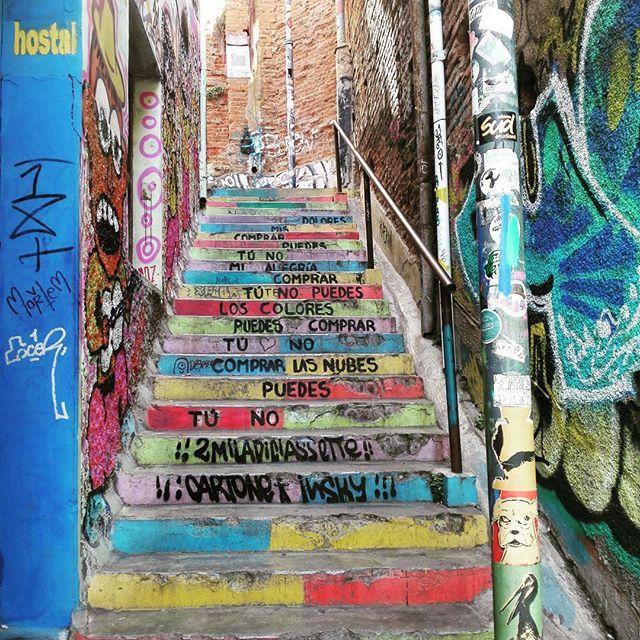 Colors of Valparaiso #hasajacezajace  #travel #trip #travelmore #instatravel #neverstopexploring #adventure  #valparaiso #chile🇨🇱 #chile #colors #stairs #architecture #art #arte #city #citylife #cityart  #urbanart #urban #urbanlife #chilean #pacific #pacificoast #southamerica #colors🎨 #colorsofvalparaiso #inspiration #colores #coloresdevalparaiso
