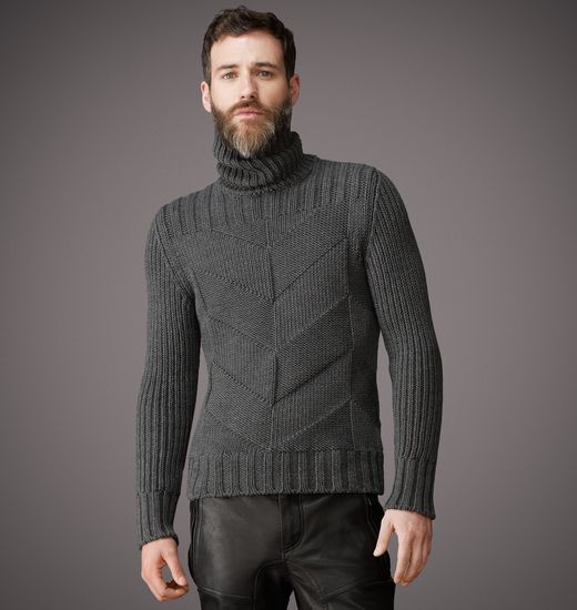 Mens Maxford Sweater from Belstaff US | Mens Designer Sweaters & Cardigans