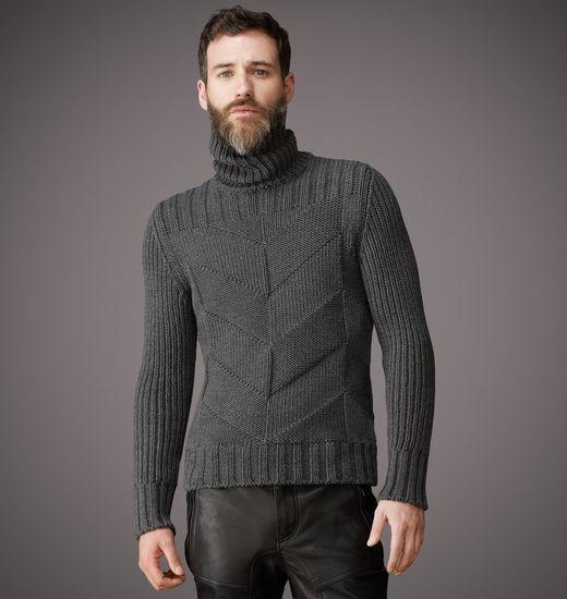 Mens Maxford Sweater from Belstaff US | Mens Designer Sweaters & Cardigans