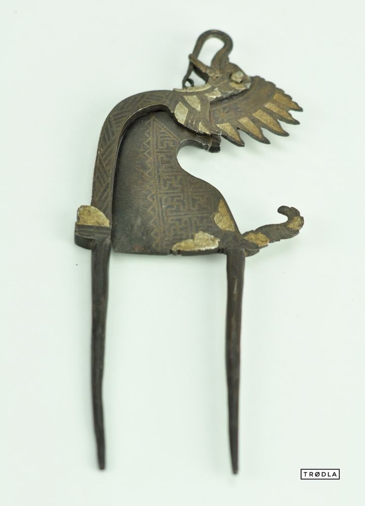 Betel Nut Cutter Iron Antique Indonesia Indonesien Betelnuss Schneider Eisen alt