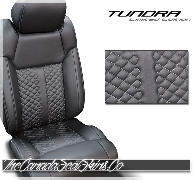 2014 2021 Toyota Tundra Limited Edition Leather Upholstery Toyota Tundra Tundra Toyota Tundra Accessories