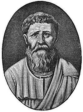 Kerkvader Augustinus van Hippo