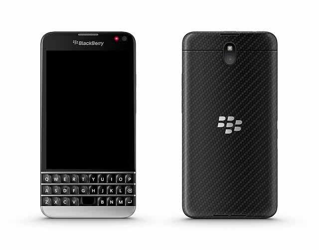 BlackBerry Concepto creativo del BlackBerry Q30 - Windermere