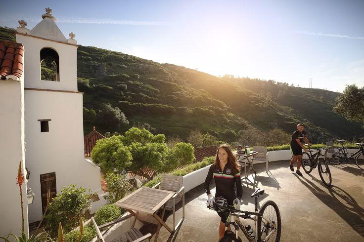 Monsaraz, Portugal Cycling