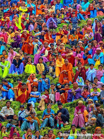 L'Inde en mille et unes couleurs