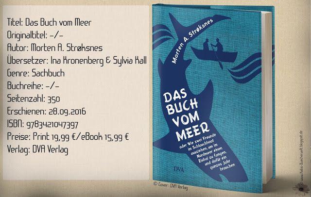 Katis-Buecherwelt: [REZENSION] Das Buch vom Meer ~ Morten A. Strøksne...