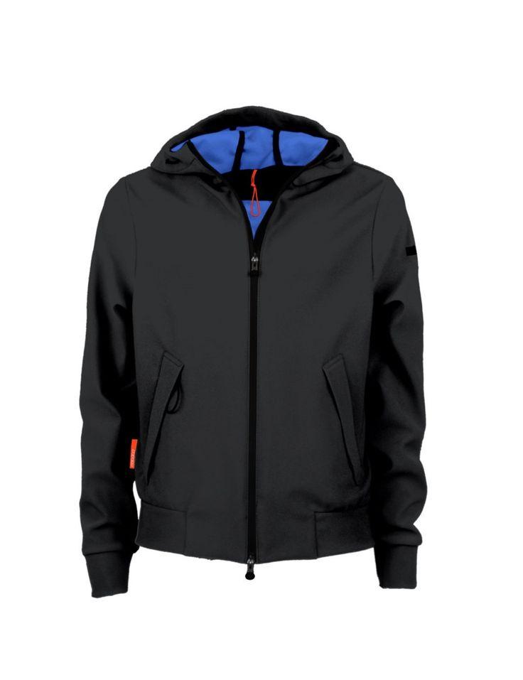 Giubbino Rrd uomo Summer storm jacket 17200 50 nero spring summer 2017