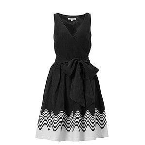 Missoni for Target Women's Border Fit & Flare Dress | Target Australia