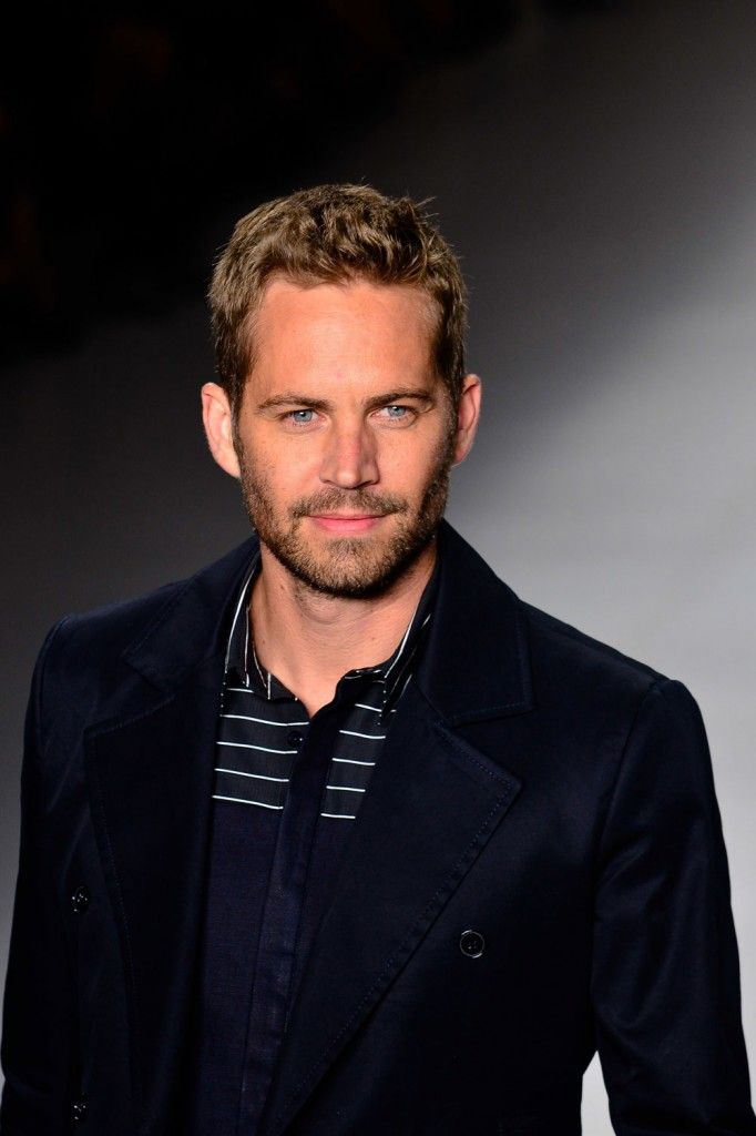 Paul Walker-Died November 30, 2013 as the result of an auto accident. Starred in the Fast & Furious movies.
